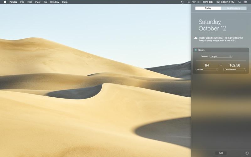 Quail for Mac