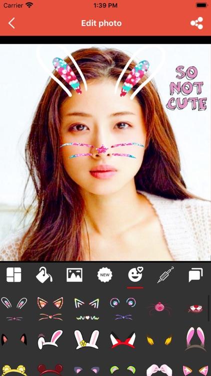 Beauty Cam Plus Face Editor