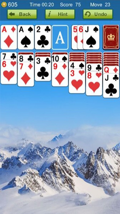 Solitaire Mania™ screenshot two