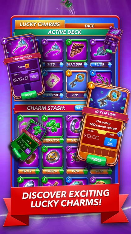 Yatzy Dice Clash - Dice Game screenshot-4