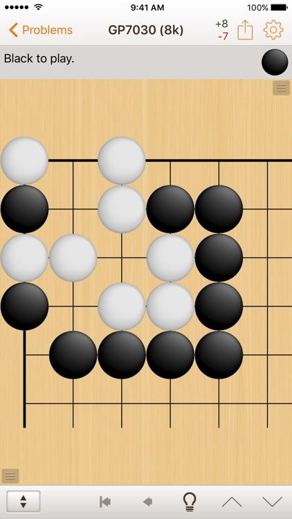 SmartGo Kifu screenshot-3