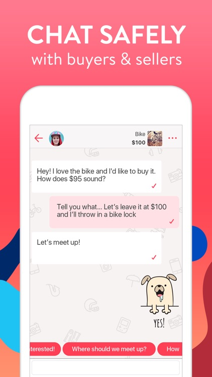 letgo: Buy & Sell Used Stuff screenshot-3