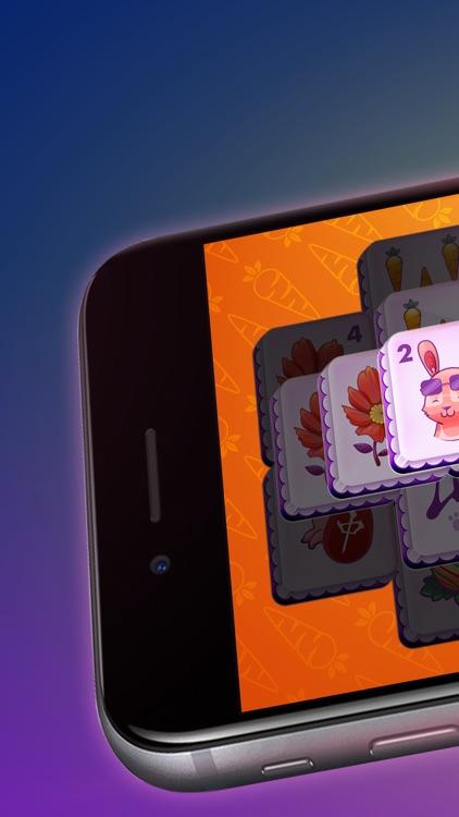 Mahjong Gold - Majong Master screenshot-6
