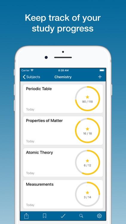 Flashcards & Quizzes - Studium screenshot-5