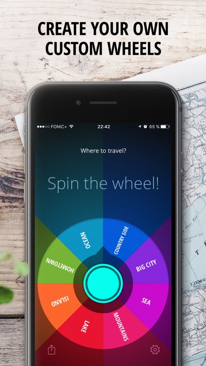 Decide Now! — Random Wheel screenshot-0