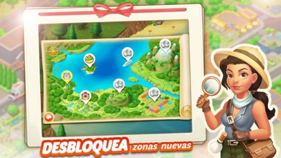 Screenshot for Matchington Mansion in Chile App Store