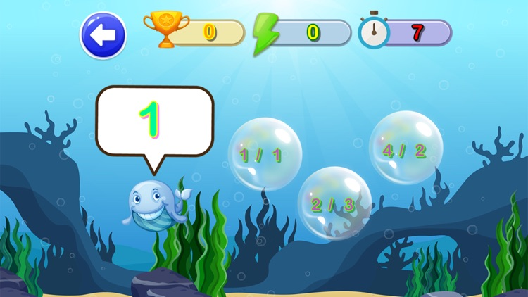 Basic Math Game For Kids screenshot-5