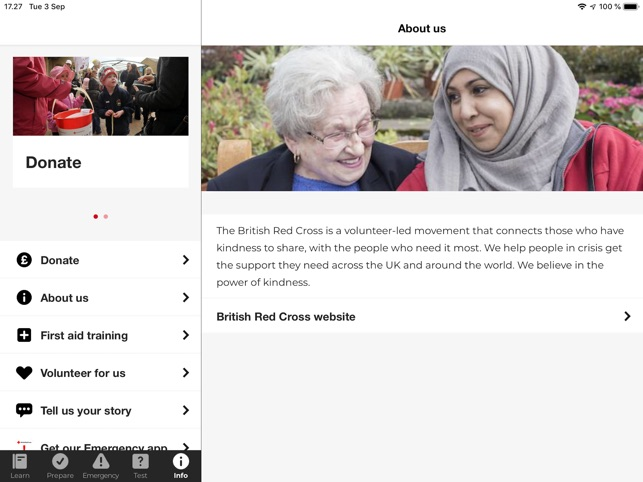 First Aid by British Red Cross on the App Store