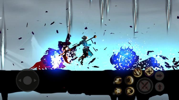 Shadow of Death: Fighting Game screenshot-4