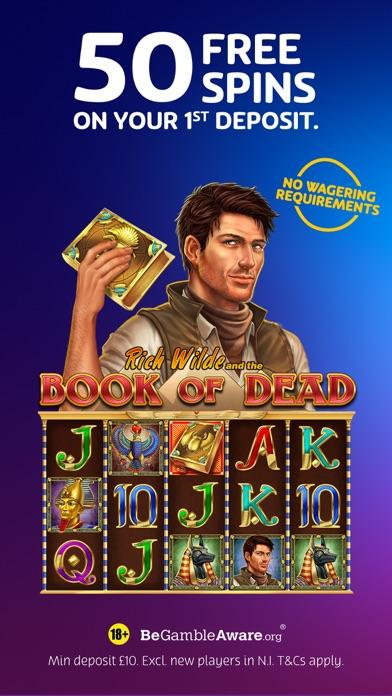 Play Casino Games at PlayOJO screenshot one