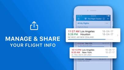 The Flight Tracker Screenshot