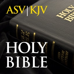 Holy Bible: ASV & KJV