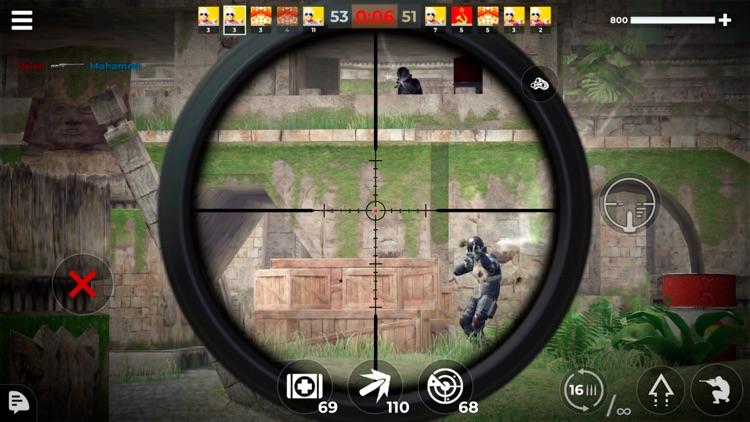AWP Mode: Epic 3D Sniper Game