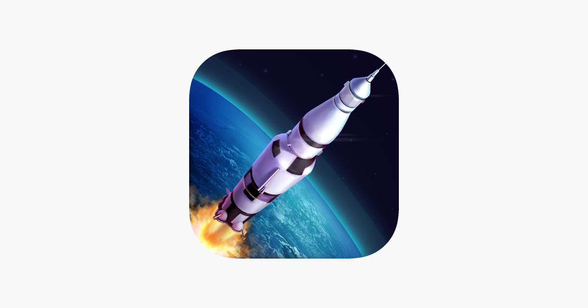 Rocket Simulator Flight 3D on the App Store