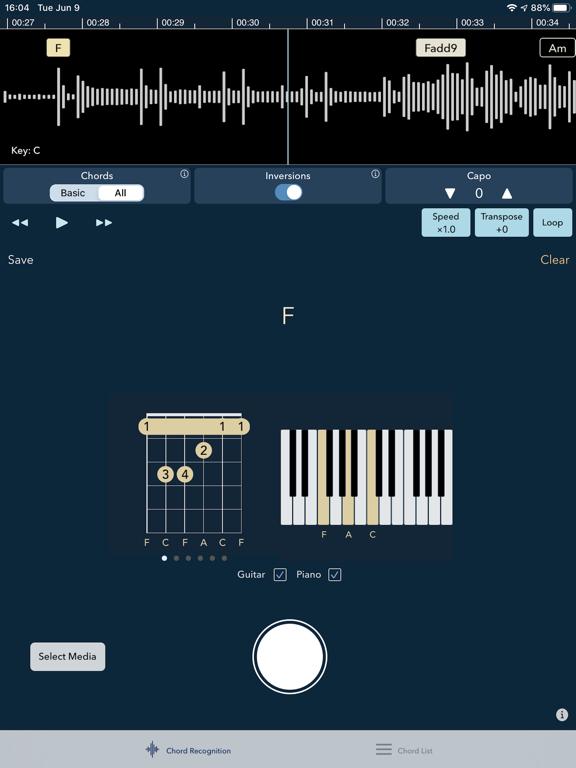Screenshot #5 pour Chord AI