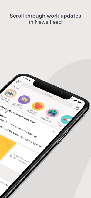 Workplace by Facebook on the App Store