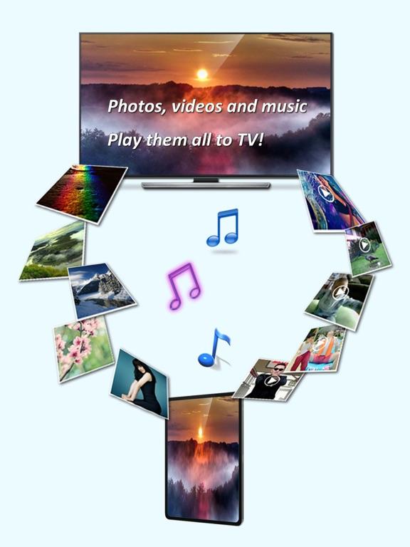 Screenshot #5 pour iPlayTo - Media Cast