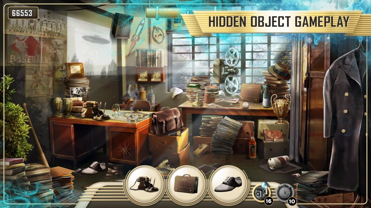 Project Blue Book: The Game screenshot-4