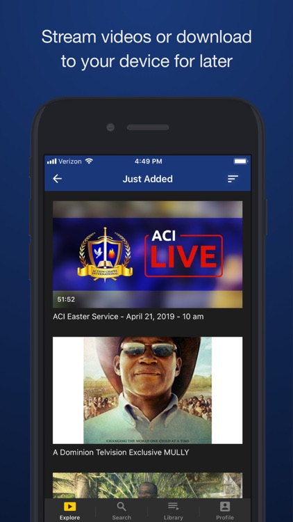 Dominion TV On Demand screenshot-3