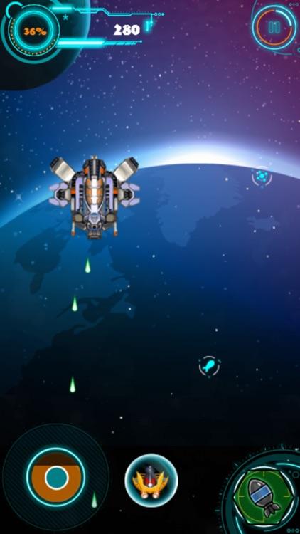 Galaxy Shooter: Alien Attack screenshot-3
