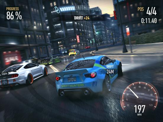 Need for Speed: NL La Carrera