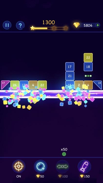 Bricks Breaker - Ball Crusher screenshot-4