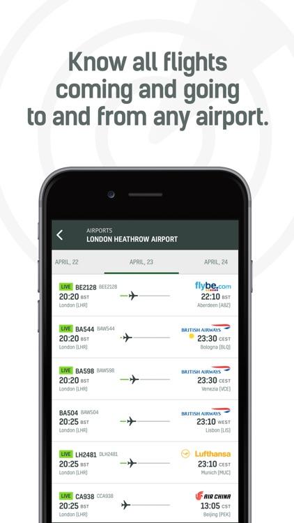 RadarBox · Live Flight Tracker screenshot-4