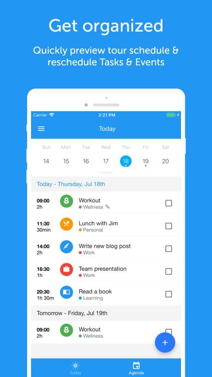 myPoli: ToDo List & Calendar screenshot-3