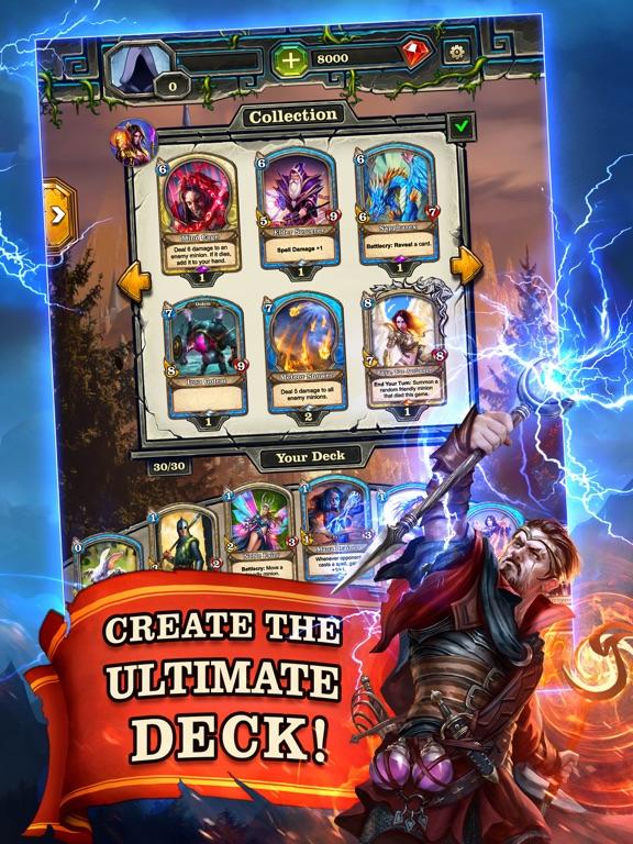 Mighty Heroes CCG screenshot 10
