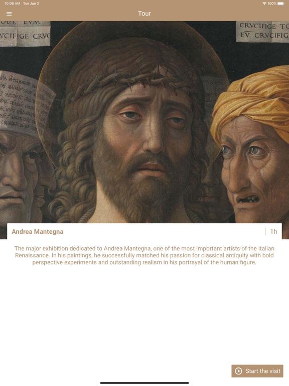 Andrea Mantegna screenshot 5
