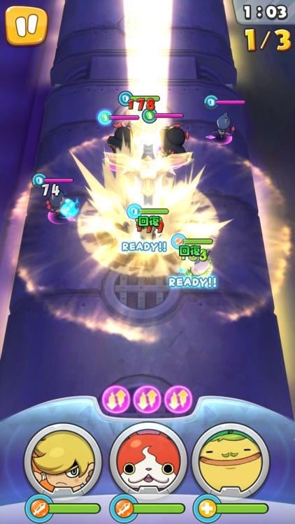 妖怪ウォッチ メダルウォーズ screenshot-5