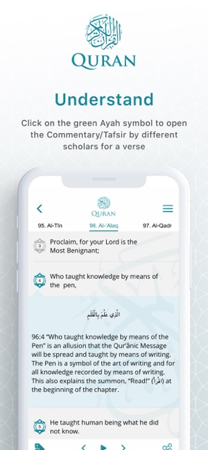The Holy Quran - English on the App Store