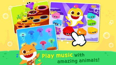 Screenshot for Pinkfong Baby Shark in United States App Store