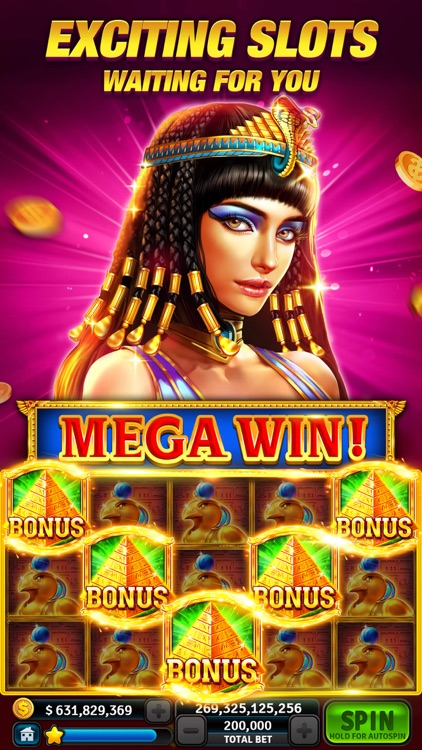Slots Casino - Jackpot Mania screenshot-4