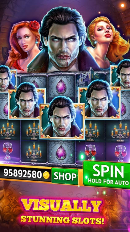 Slots of Luck Vegas Casino screenshot-4