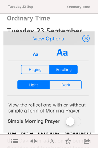 Reflections for Daily Prayer - náhled