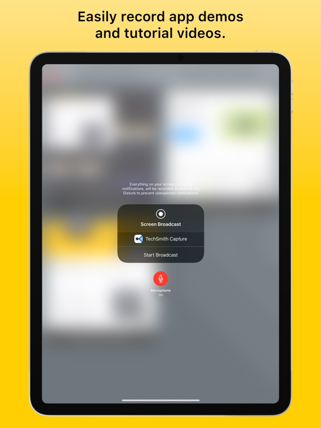 TechSmith Capture on the App Store