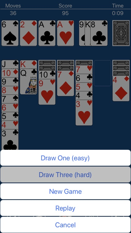 Classic Solitaire (Klondike) screenshot-2