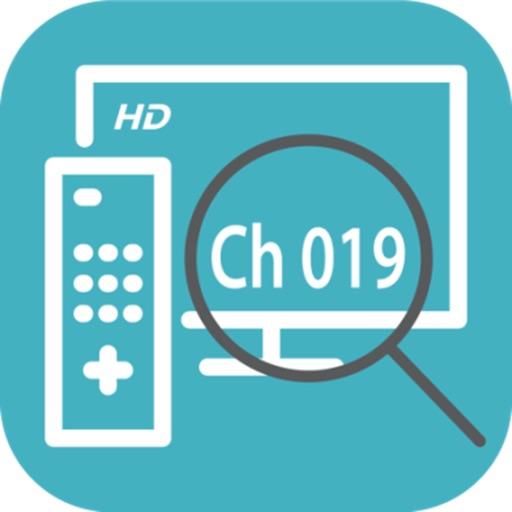 TV Channel Finder