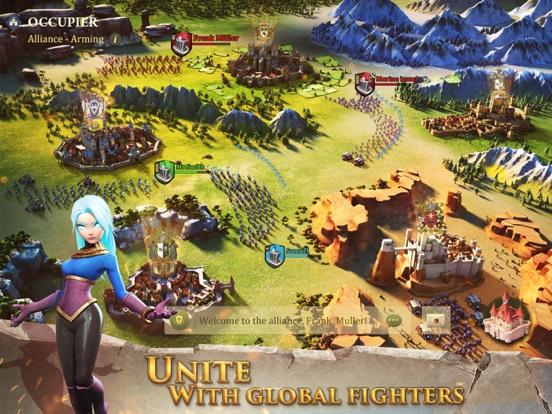 Legend: Rising Empire screenshot 10