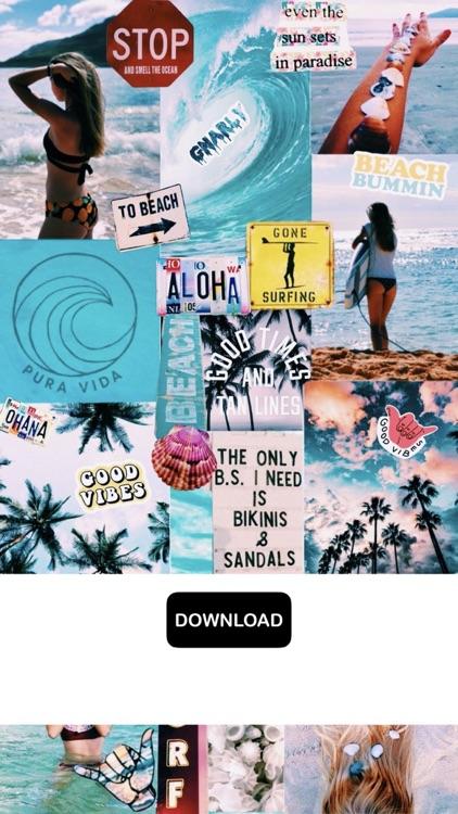 Wallpapers for VSCO Girls screenshot-3