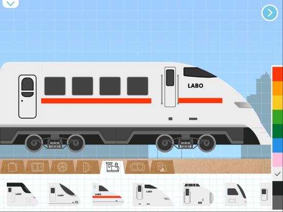 Скачать игру Labo Brick Train:Поезд игры
