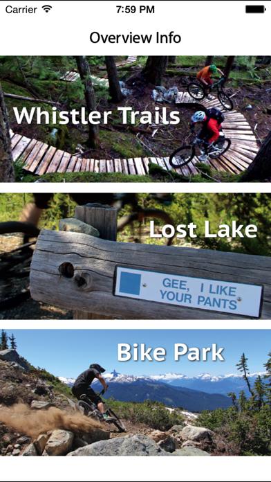 TrailMapps: Whistlerのおすすめ画像2