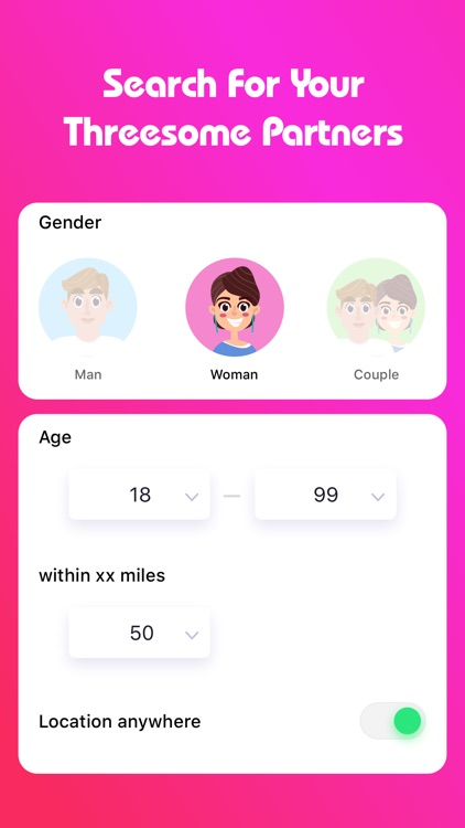 3Somer: Threesome For Swingers screenshot-5