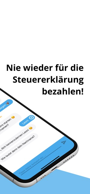 Steuerbot – Dein Steuer-Helfer Screenshot