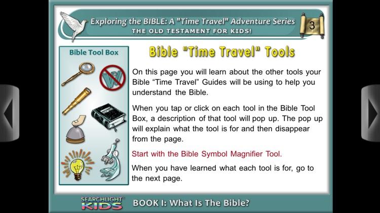Searchlight® Kids: Bible 1 CE screenshot-4