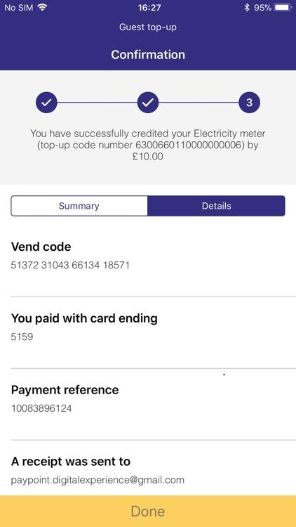 Swift payg - Spark Energy screenshot-4