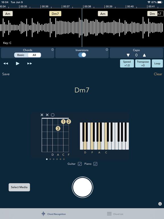 Screenshot #6 pour Chord AI