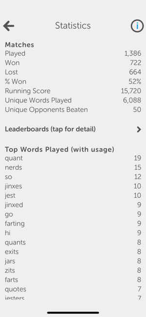 Letterpress Word Game On The App Store