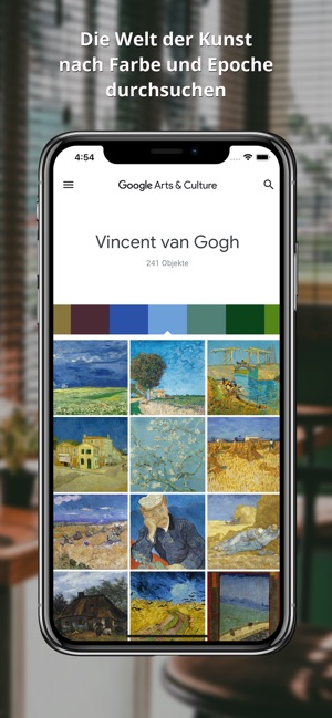 Google Arts & Culture Screenshot